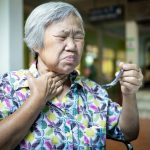 Senior eating difficulty