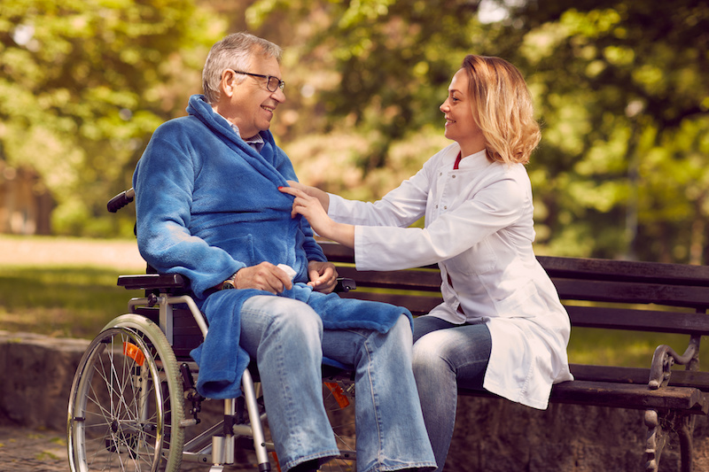 choosing a good nursing home
